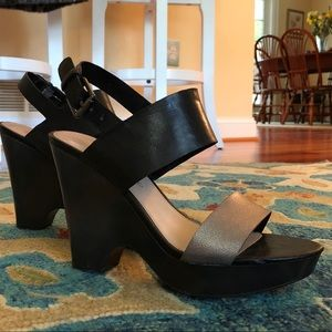 Franco Sarto Heels Size 7